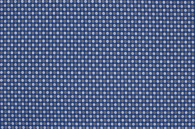 Tissu de couleur coton texturé.