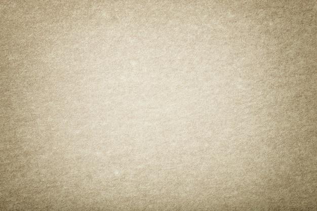 Tissu en daim beige clair mat