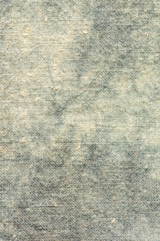 Le tissu est un colorant indigo, fond de tissu grunge.
