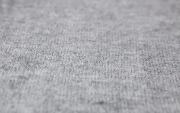 Tissu gris foncé texturé pour le tissu de fond