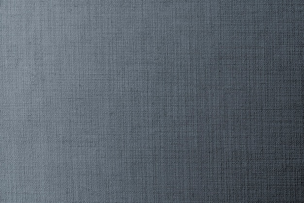 Tissu gris uni texturé
