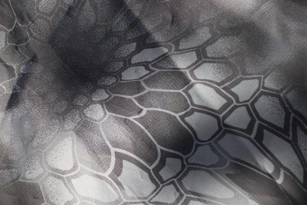 Tissu kryptek texture hydrofuge