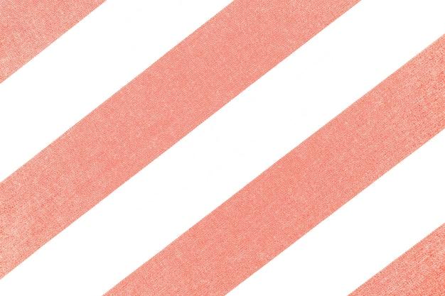 Tissu rayé avec fond texturé