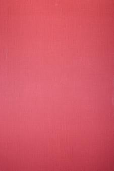 Tissu rouge pour la conception