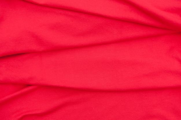 Tissu rouge vif mode bouchent fond