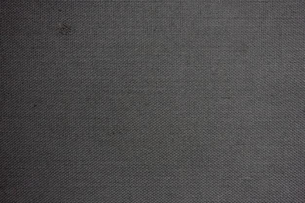 Tissu de sac gris avec point de dommage