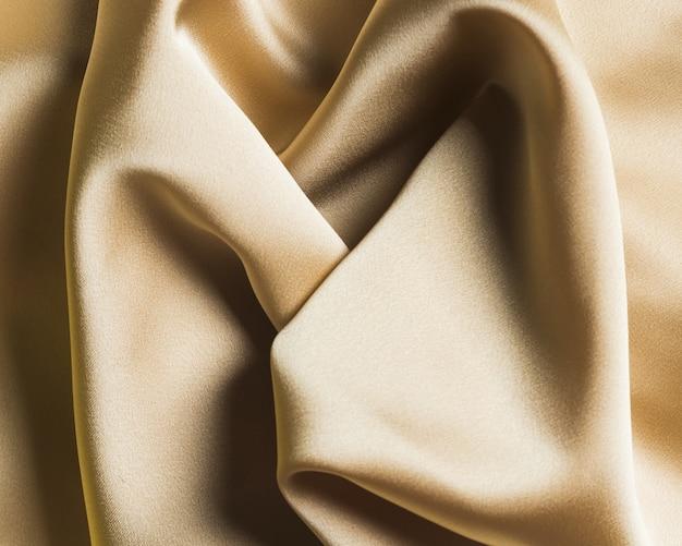 Tissu en soie élégant pour la décoration