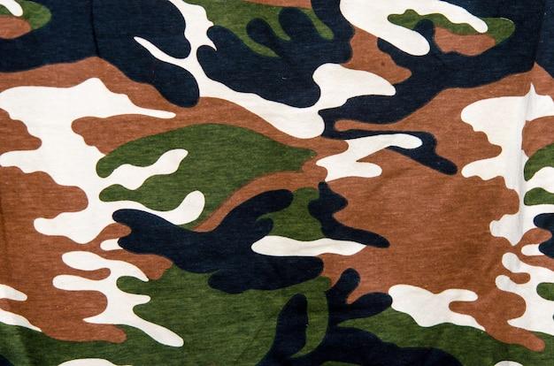 Tissu de soldats