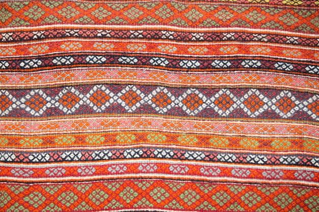 Tissu sud-américain classique pour le fond
