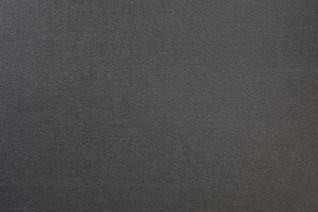 Tissu texturé gris foncé