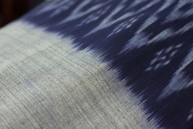 Tissu traditionnel thaïlandais