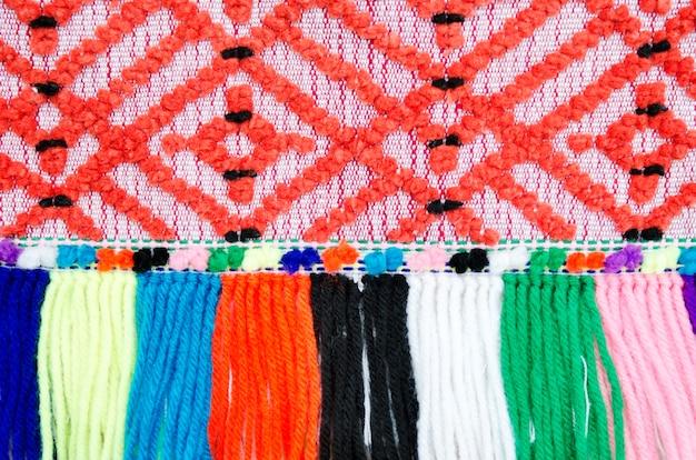 Tissus colorés pour karen