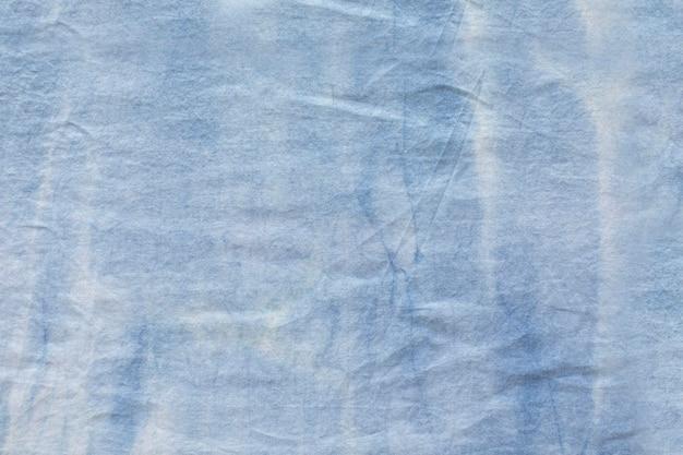 Tissus en coton naturel teints à la main