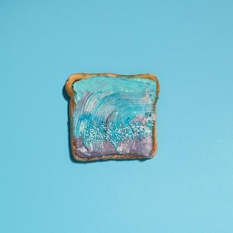 Toast Coloré Photo gratuit