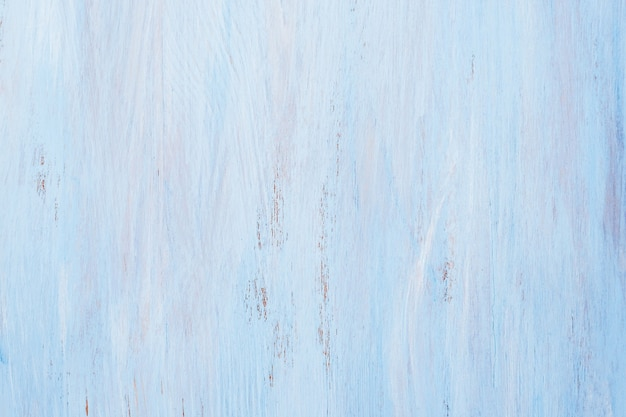 Toile de fond en bois bleu clair.