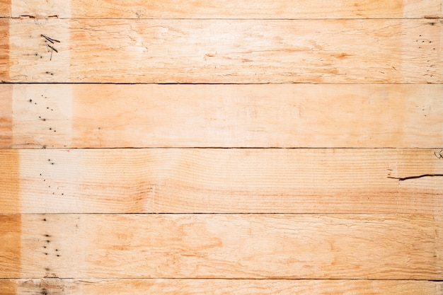 Toile de fond en bois