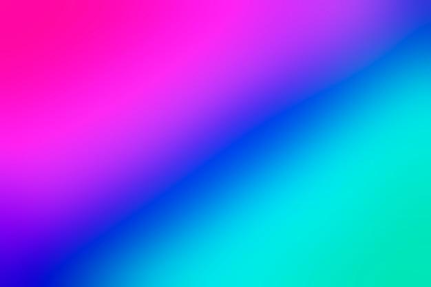 Toile de fond colorée floue