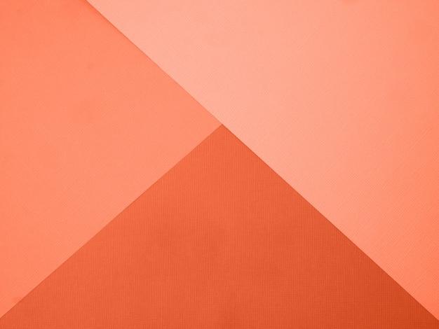 Toile de fond de couleur corail pour votre conception