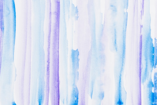 Toile de fond délavé aquarelle bleu et violet