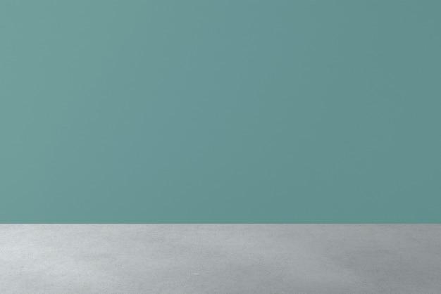 Toile de fond de produit vert et gris