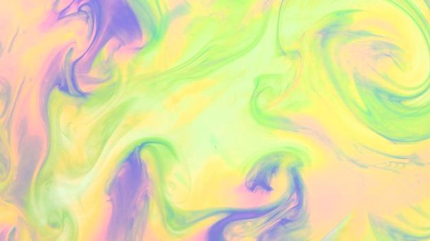 Toile de fond de texture transparente néon mixte