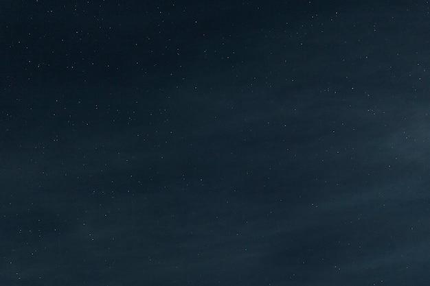 Toile de fond texturée étoiles dans la nuit