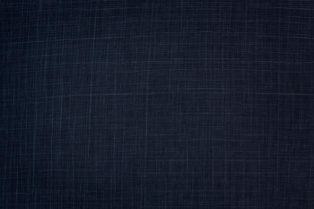 Toile de fond texturée en tissu teint foncé