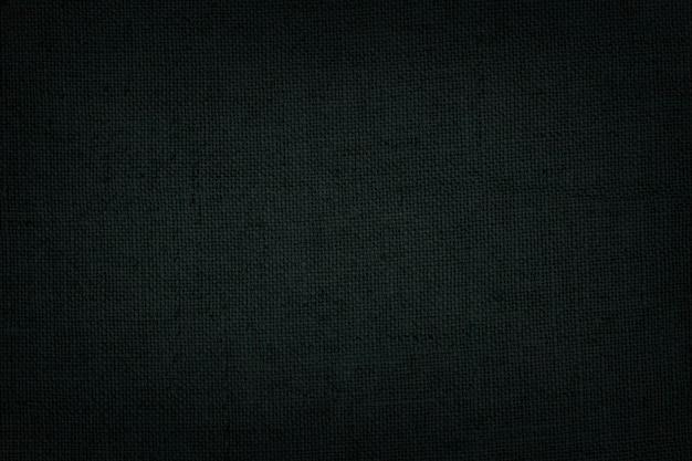 Toile de fond texturée en toile textile tissée