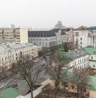 Toits du vieux kiev