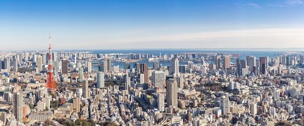 Tokyo tower, tokyo japon