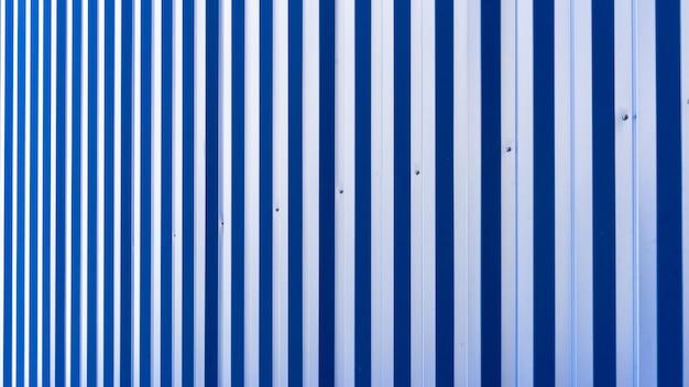 Tôle bleue du bâtiment et de la construction industriels