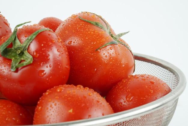 Tomate fraîche et nutritive