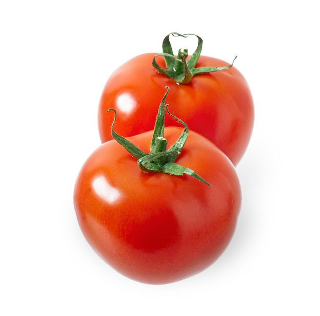 Tomate isolée