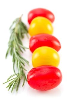 Tomates au romarin