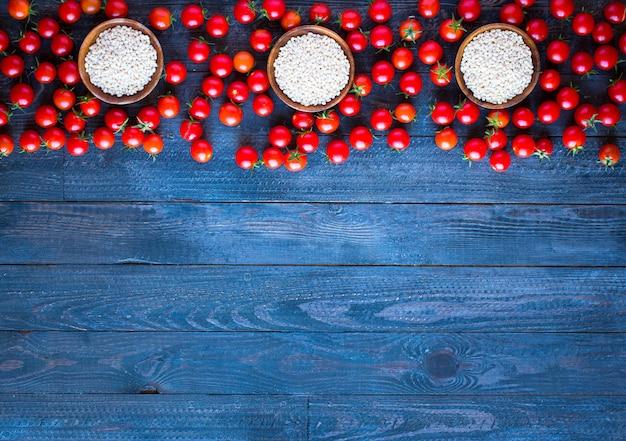 Tomates cerises produits du terroir produits bio