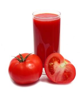 Tomates et jus