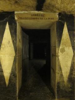 Tombeau des catacombes
