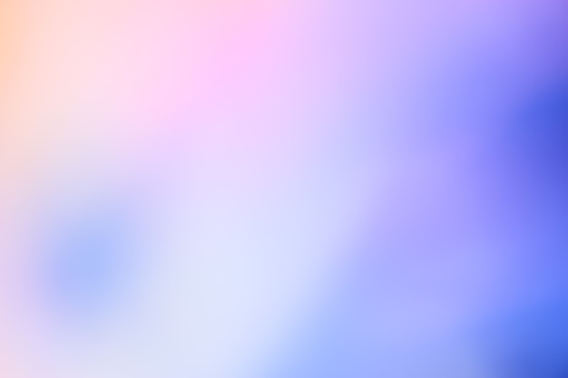 Ton pastel violet rose bleu dégradé défocalisé photo abstraite lignes lisses fond de couleur pantone
