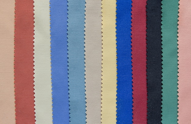 Tonalité de couleur de texture d'échantillon de tissu pour l'arrière-plan
