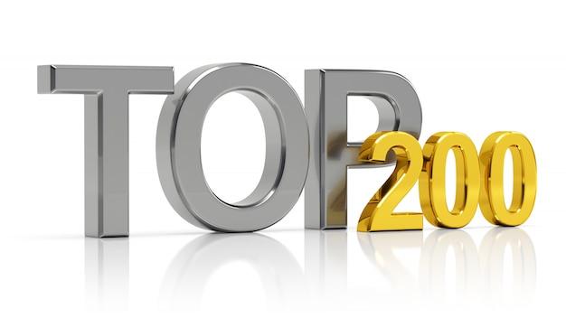 Top 200.