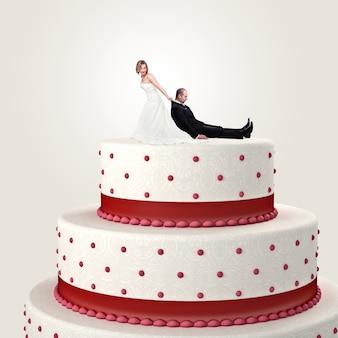 Topper de gâteau