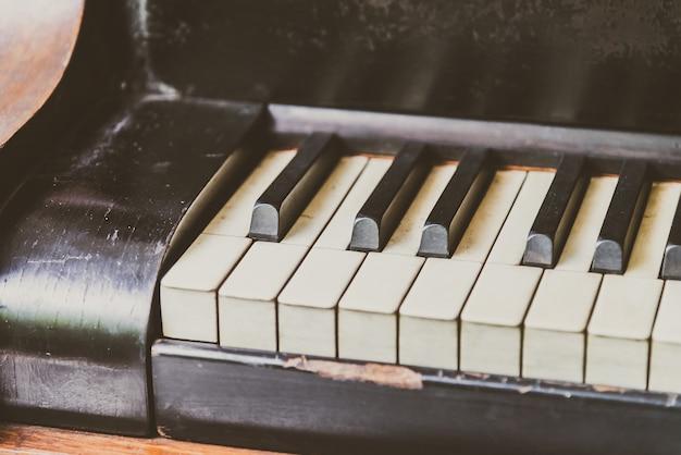 Touche de piano
