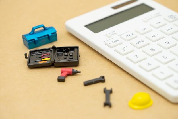 Touche tax du clavier pour le calcul de la taxe.