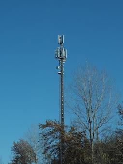Tour d'antenne aérienne