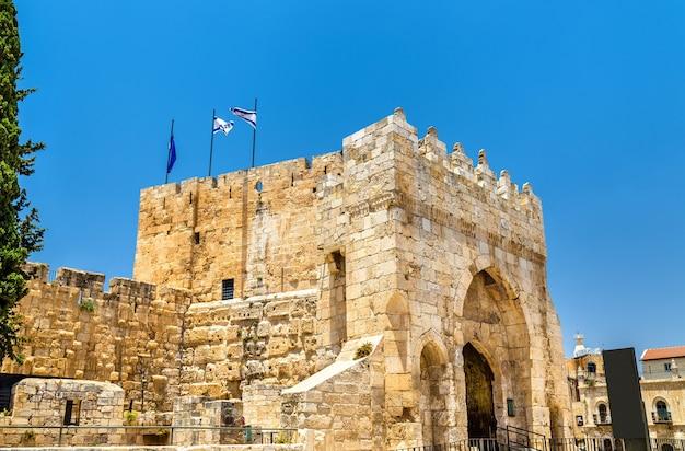 La tour de david ou la citadelle de jérusalem - israël