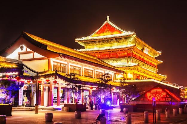 La tour du tambour de xian