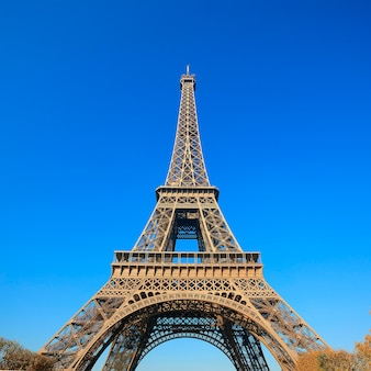 Tour eiffel, paris meilleures destinations en europe
