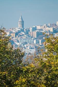 Tour de galata, istanbul