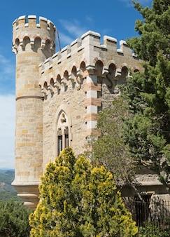 Tour magdala, rennes le chateau ville