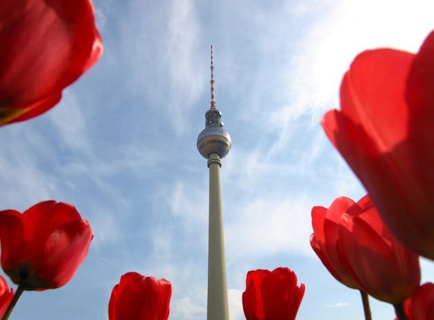 Tour de télévision, berlin